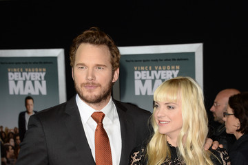 Chris Pratt 'Delivery Man' Premieres in Hollywood — Part 2
