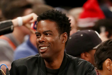 Chris Rock Chicago Bulls v New York Knicks