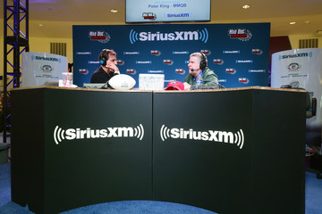 Chris Russo SiriusXM at Super Bowl LII