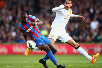 Chris Smalling Crystal Palace v Manchester United - Premier League