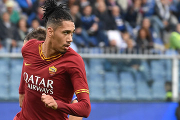 Chris Smalling UC Sampdoria v AS Roma - Serie A