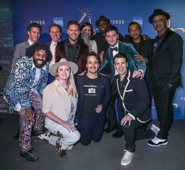 'Freestyle Love Supreme' Opening Night