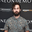 Chris Tomson 'The Neon Demon' New York Premiere