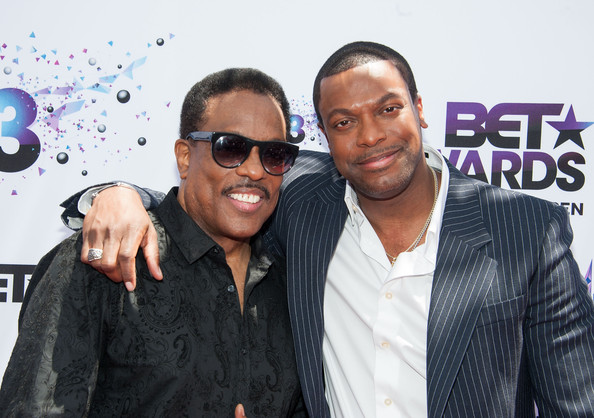 321b5e794c29 Chris Tucker and Charlie Wilson Photos Photos - Celebs at the BET ...