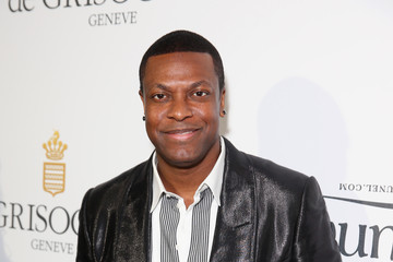 Chris Tucker De Grisogono Divine in Cannes Dinner Party