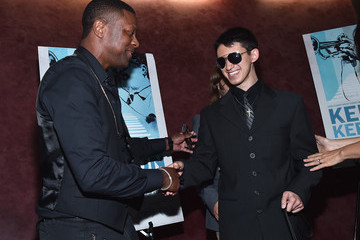 Chris Tucker 'Keep on Keepin' On' Premieres in LA