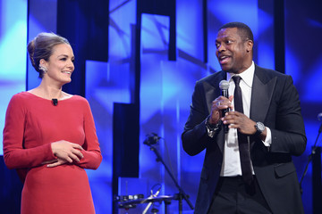 Chris Tucker 2014 Delete Blood Cancer Gala Honoring Evan Sohn And The Sohn Conference Foundation - Inside