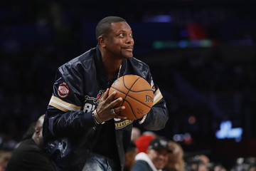 Chris Tucker NBA All-Star Game 2017