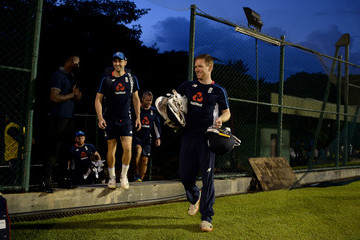Chris Woakes England Media Access