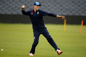 Chris Woakes England Nets Session