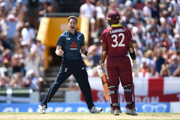 Chris Woakes European Best Pictures Of The Day - February 20, 2019