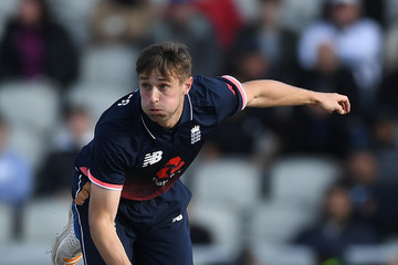 Chris Woakes England v West Indies - 1st Royal London One Day International