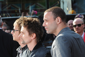Chris Wolstenholme World War Z - World Premiere - Inside Arrivals