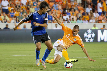 Chris Wondolowski San Jose Earthquakes v Houston Dynamo