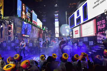 Chris Wood Dick Clark's New Year's Rockin' Eve With Ryan Seacrest 2019