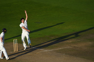 Chris Wright Warwickshire vs. Durham - Specsavers County Championship: Division Two