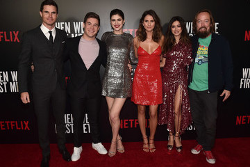 Chris Wylde Special Screening Of Netflix's 'When We First Met' - Red Carpet