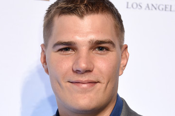 Chris Zylka The VIP Opening Of Maddox Gallery With Inaugural Exhibition 'Best Of British'