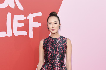 Chriselle Lim Fashion for Relief - Red Carpet Arrivals - The 70th Annual Cannes Film Festival