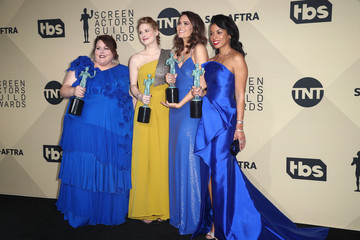 Chrissy Metz 24th Annual Screen Actors Guild Awards - Press Room