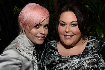 Chrissy Metz Entertainment Weekly Celebrates Screen Actors Guild Award Nominees at Chateau Marmont Sponsored by Maybelline New York - Inside