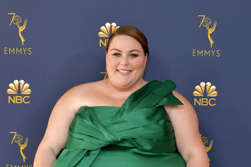 Chrissy Metz 70th Emmy Awards - Arrivals