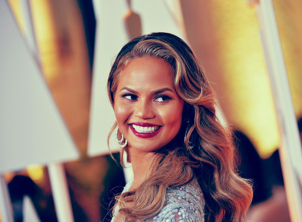 Chrissy Teigen - Alternative View of the 87th Annual Academy Awards