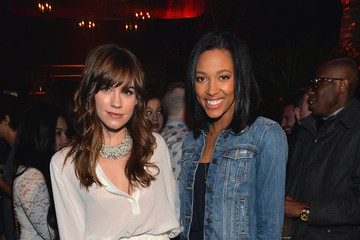 "Christa B. Allen Abercrombie & Fitch ""The Making of a Star"" Spring Campaign Party"