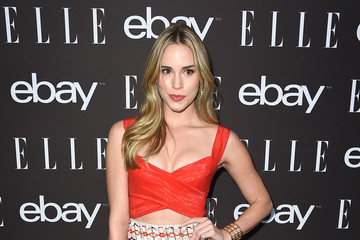 Christa B. Allen 6th Annual ELLE Women In Music Celebration Presented by eBay - Arrivals
