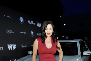Christa Campbell Ninth Annual Women in Film Pre-Oscar Cocktail Party Presented By Max Mara, BMW, M.A.C Cosmetics And Perrier-Jouet - Red Carpet