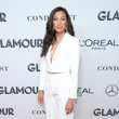 Christen Press 2019 Glamour Women Of The Year Awards - Arrivals And Cocktail