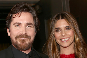 Christian Bale Sibi Bale The 22nd Annual Screen Actors Guild Awards - Red Carpet
