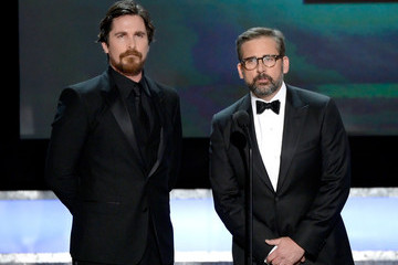 Christian Bale 22nd Annual Screen Actors Guild Awards - Show
