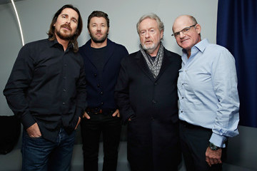 Christian Bale 'Exodus' Stars Stop by the SiriusXM Studios
