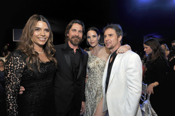 Christian Bale 26th Annual Screen ActorsGuild Awards - Cocktails