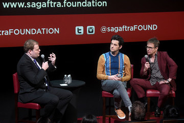 Christian Blauvelt SAG-AFTRA Foundation Conversations: 'Blue Iguana'