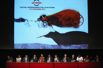Christian Burruano 'E La Chiamano Estate' Press Conference - The 7th Rome Film Festival