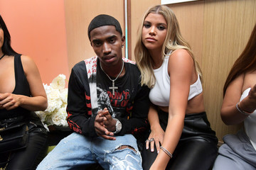 Christian Combs Sofia Richie x Missguided Launch Party