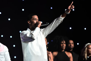 """Christian Combs Pre-GRAMMY Gala and GRAMMY Salute to Industry Icons Honoring Sean """"Diddy"""" Combs - Inside"""