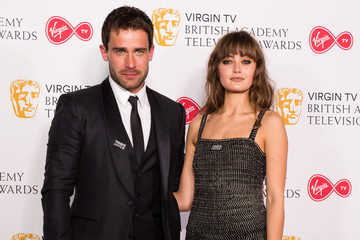 Christian Cooke Virgin TV BAFTA Television Awards - Press Room