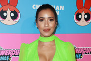 Julissa Bermudez attends Christian Cowan x The Powerpuff Girls at City Market Social House on March 08, 2019 in Los Angeles, California.