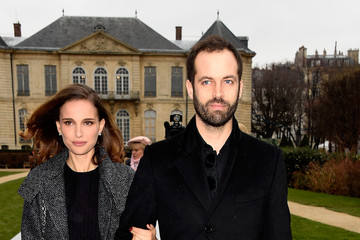 Natalie Portman and Her Husband Are Seriously Stylish