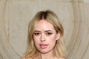 Tanya Burr attends the Christian Dior Haute Couture Spring Summer 2019 show as part of Paris Fashion Week on January 21, 2019 in Paris, France.