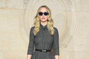 Jennifer Lawrence attends the Christian Dior show as part of the Paris Fashion Week Womenswear Fall/Winter 2019/2020 on February 26, 2019 in Paris, France.