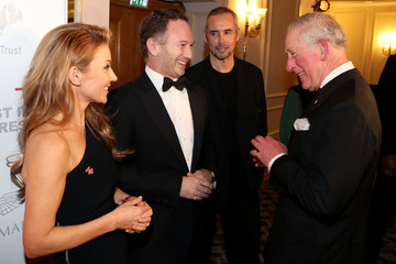 Christian Horner The Prince Of Wales Attends A Prince's Trust 'Invest In Futures' Reception