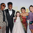 Christian J. Simon 48th Annual Daytime Emmy Awards Children's, Animation And Lifestyle -  Winners Walk