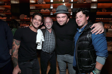 Christian Kane Hulu's New York Comic Con After Party