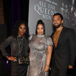 """Christian Keyes Premiere Screening For The New BET+ And Tyler Perry Studios' Scripted Series """"All The Queen's Men"""""""