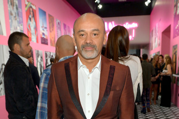 Christian Louboutin Diane Von Furstenberg's Journey Of A Dress Exhibition Opening Celebration - Inside
