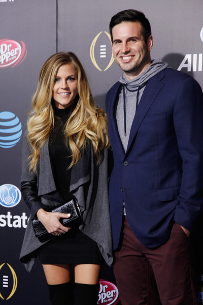 Allstate Party at the Playoff Blue Carpet Photos